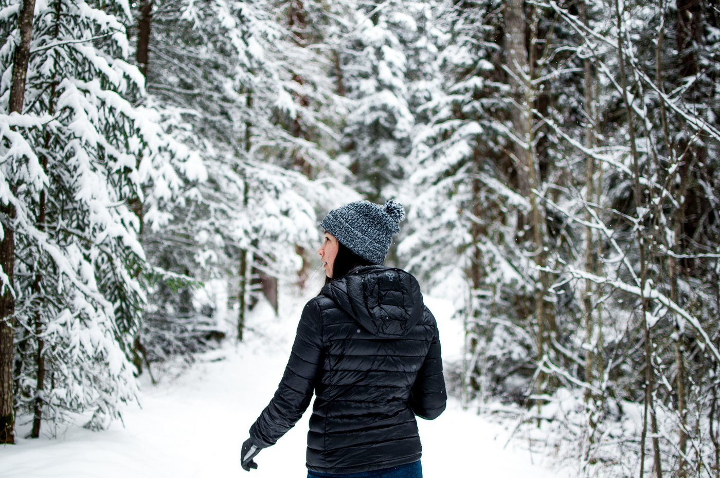 מעילי פוך לחורף