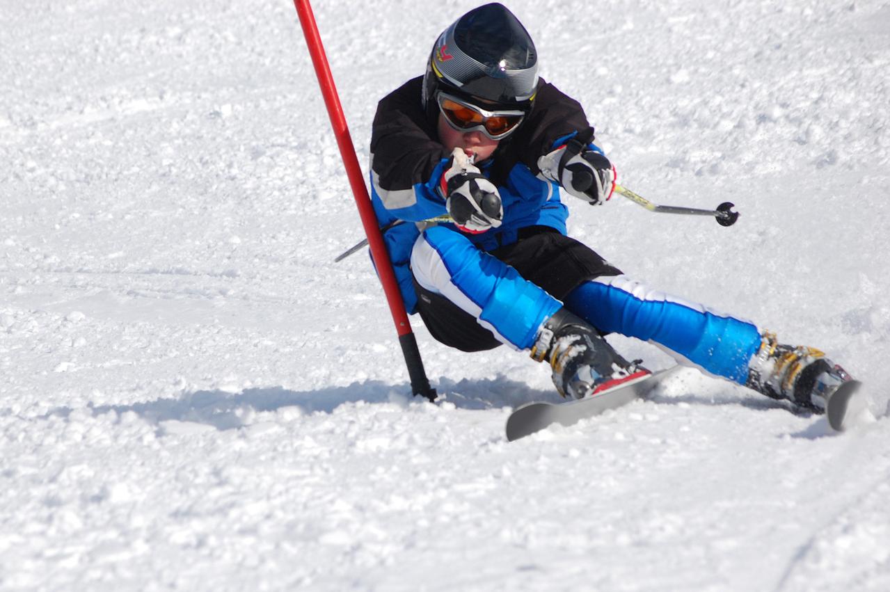 הדרכת סקי לילדים