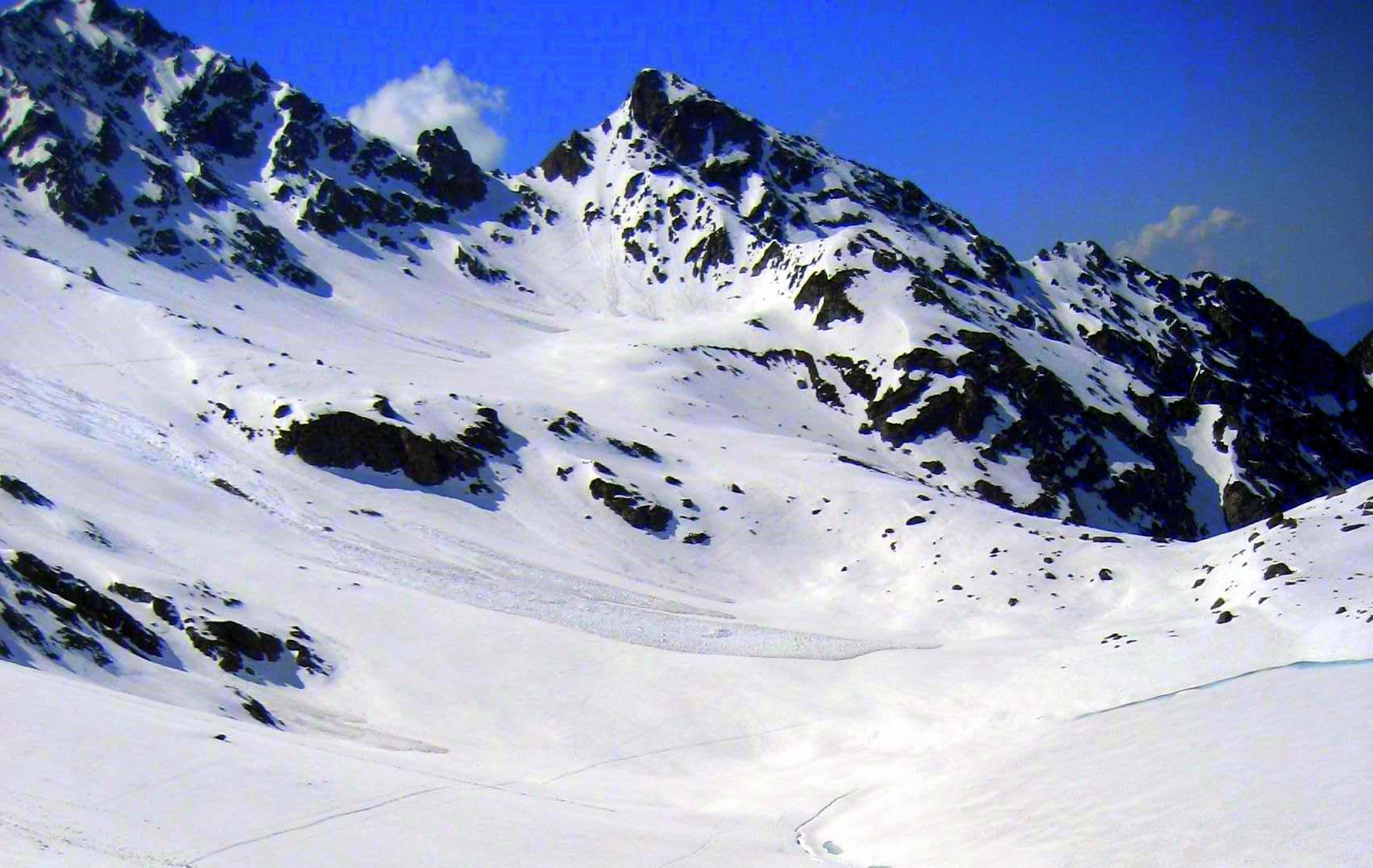 מפולת שלגים