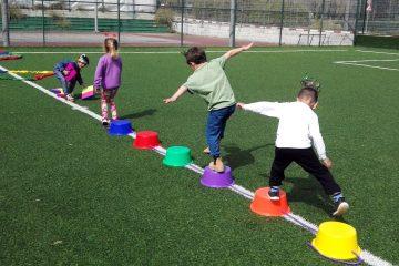 פעילות גופנית לילדים