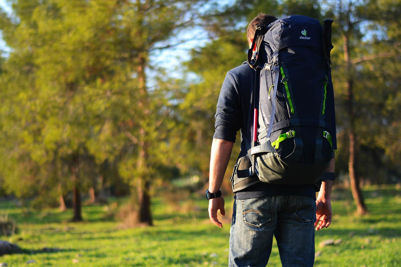 הכנה לטיול