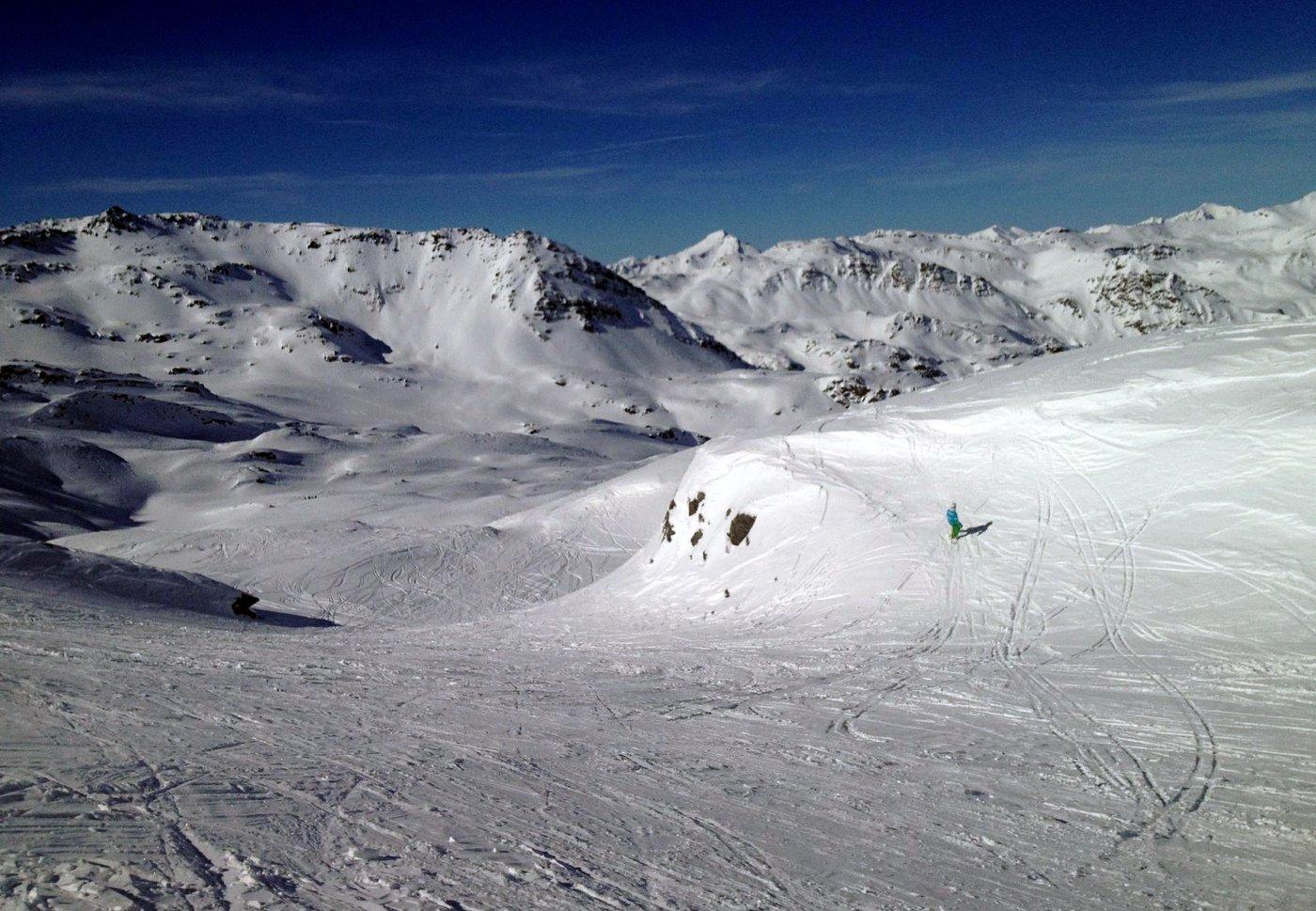 אתרי סקי