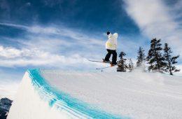 מגלשי סקי