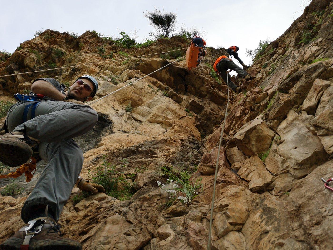 חילוץ ממערות