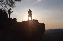 view rock