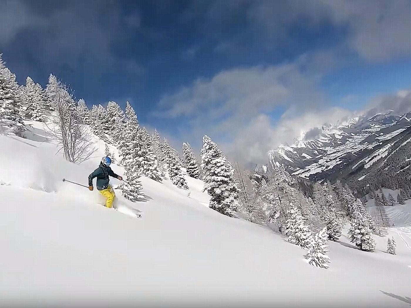 השכרת ציוד סקי