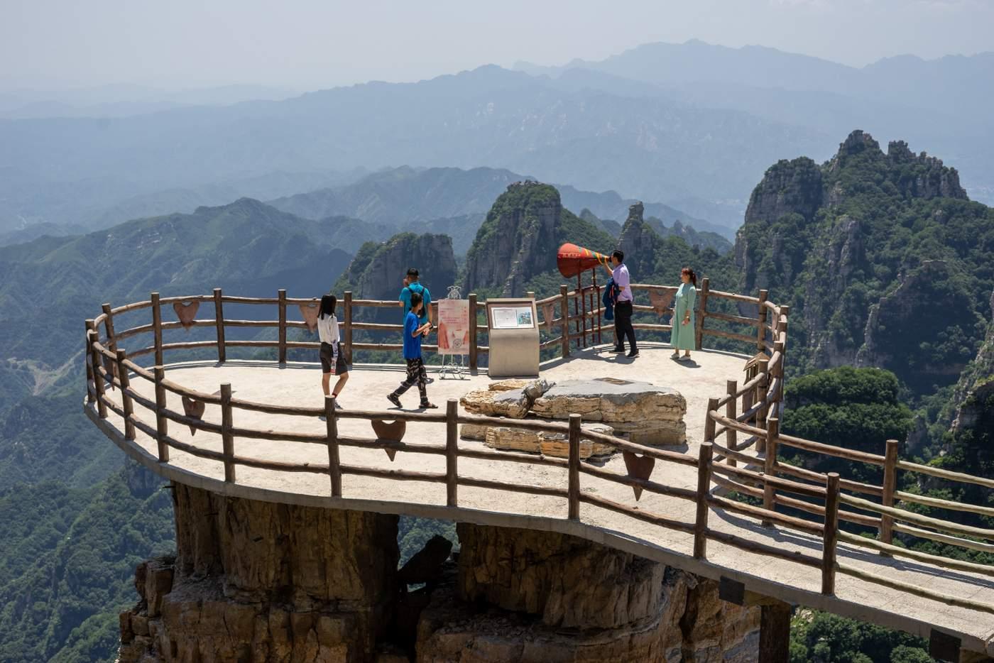 מטיילים סינים