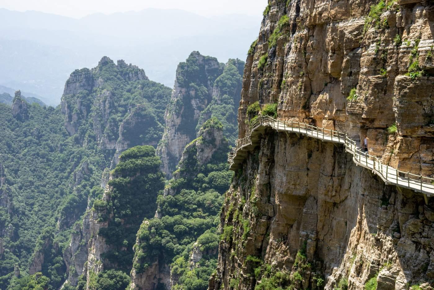 מטיילים בסין