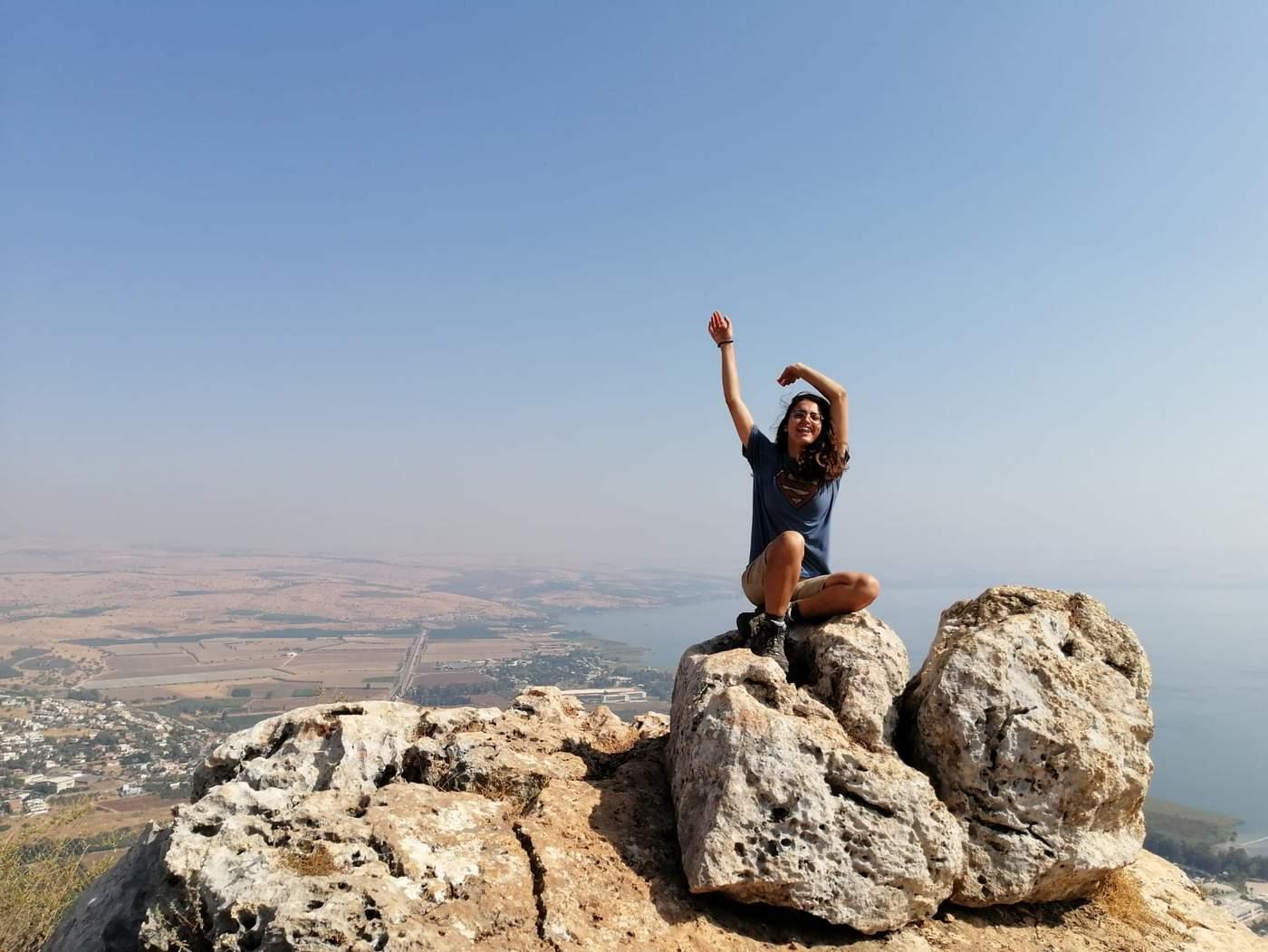 על שביל ישראל
