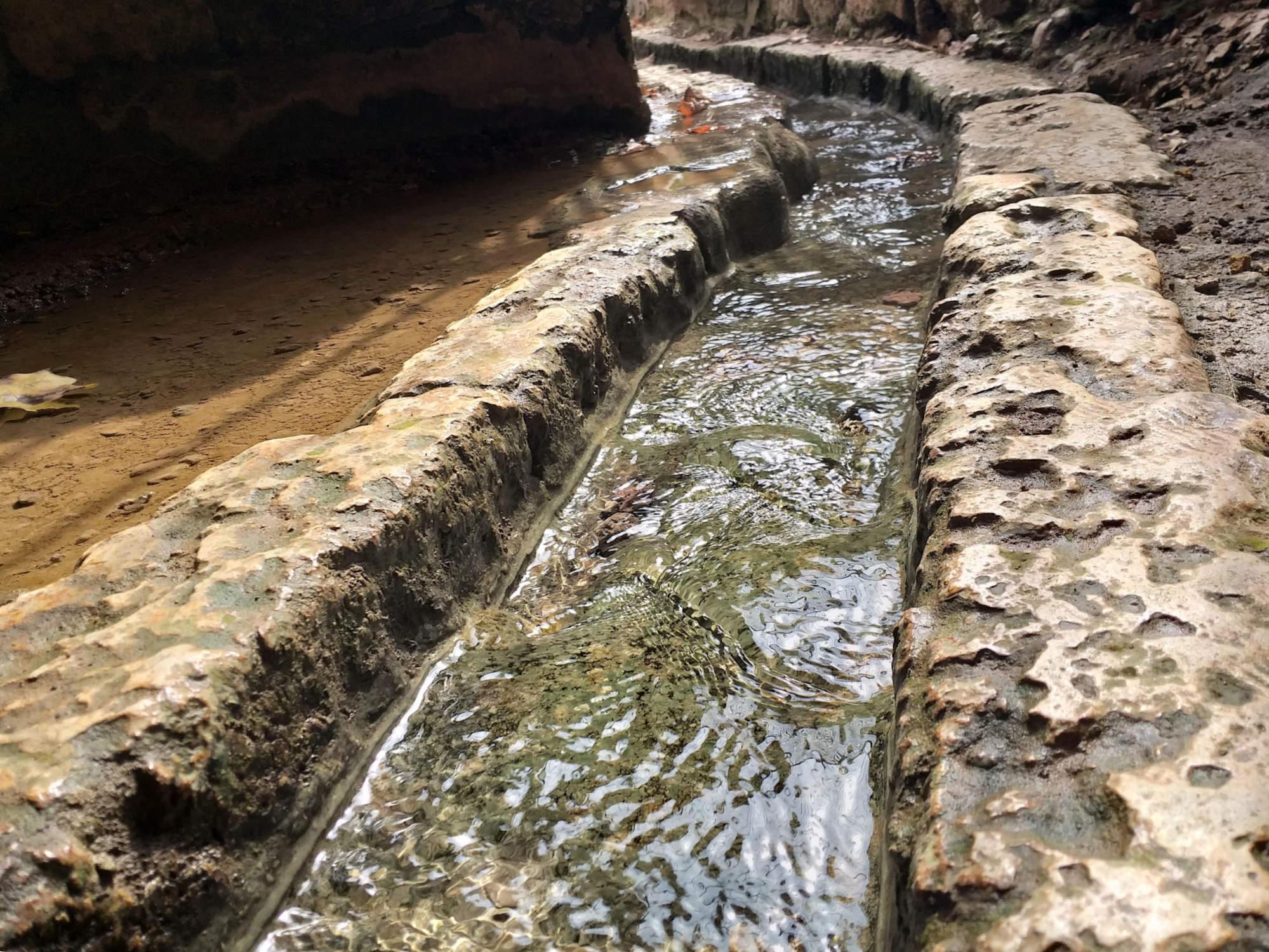 מים על שביל ישראל