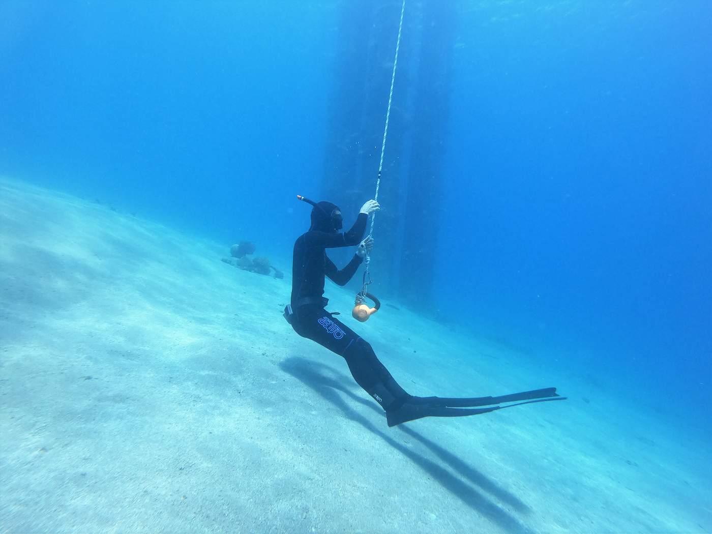 צלילה באילת