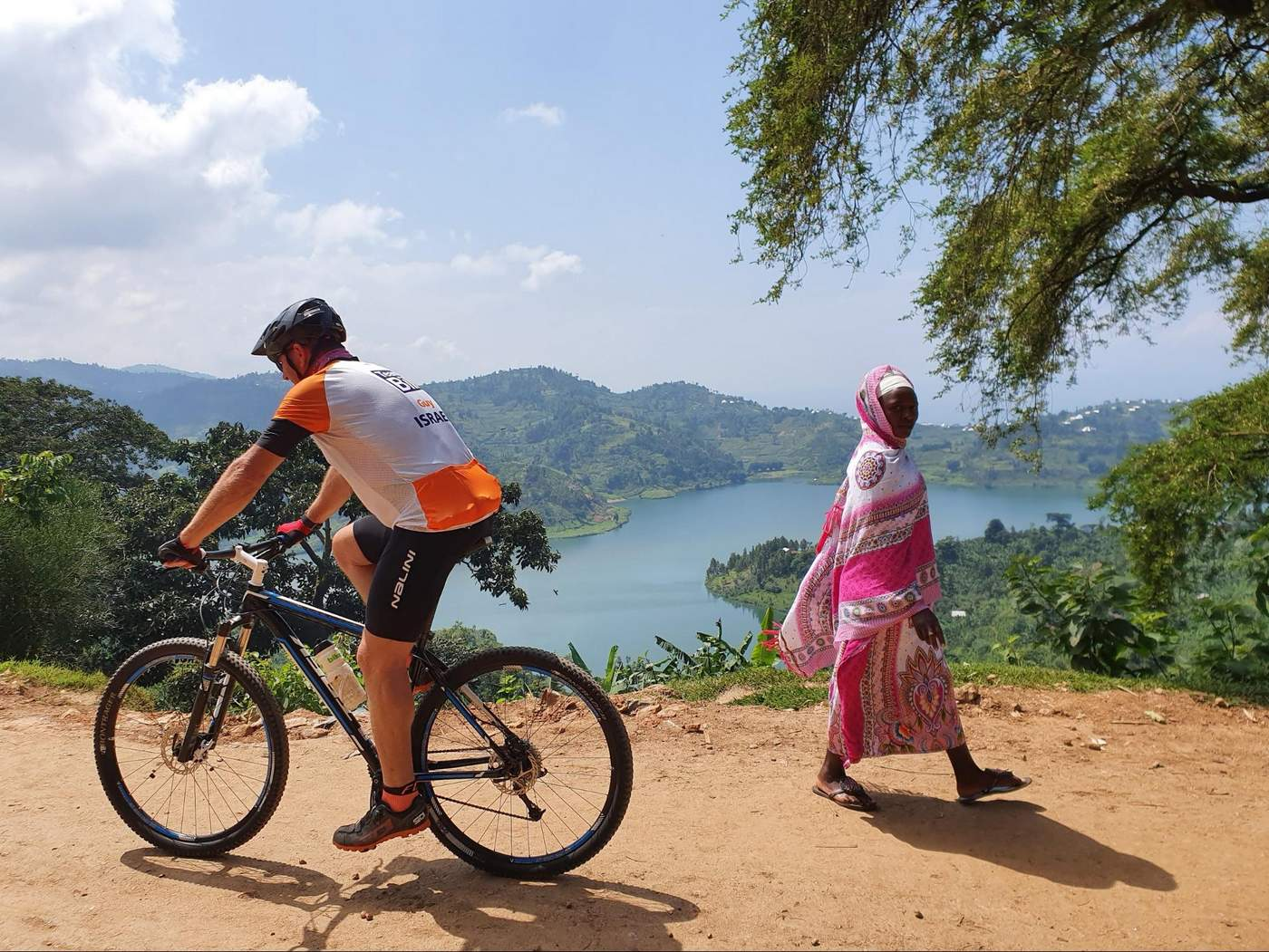 אגם קיבו רואנדה