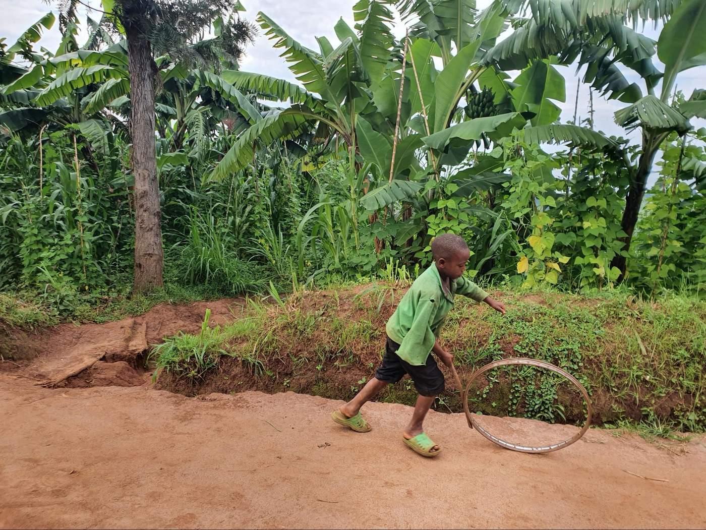 שיט בקונגו נייל טרייל
