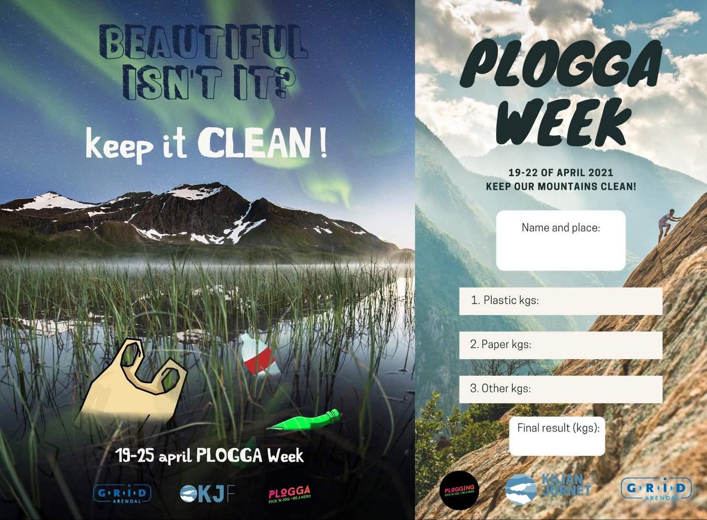 אירוע Plogga week