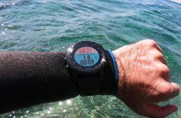שעון גרמין צלילה