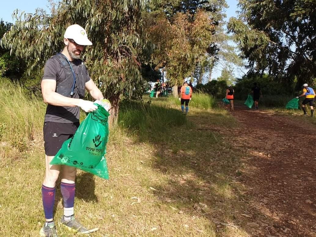 התנדבות בשמורת טבע