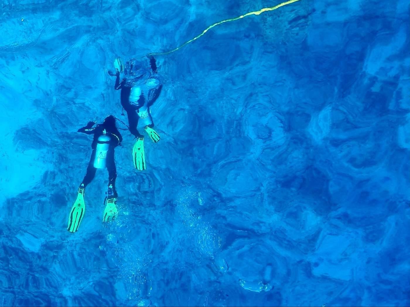 ספארי צלילה אילת