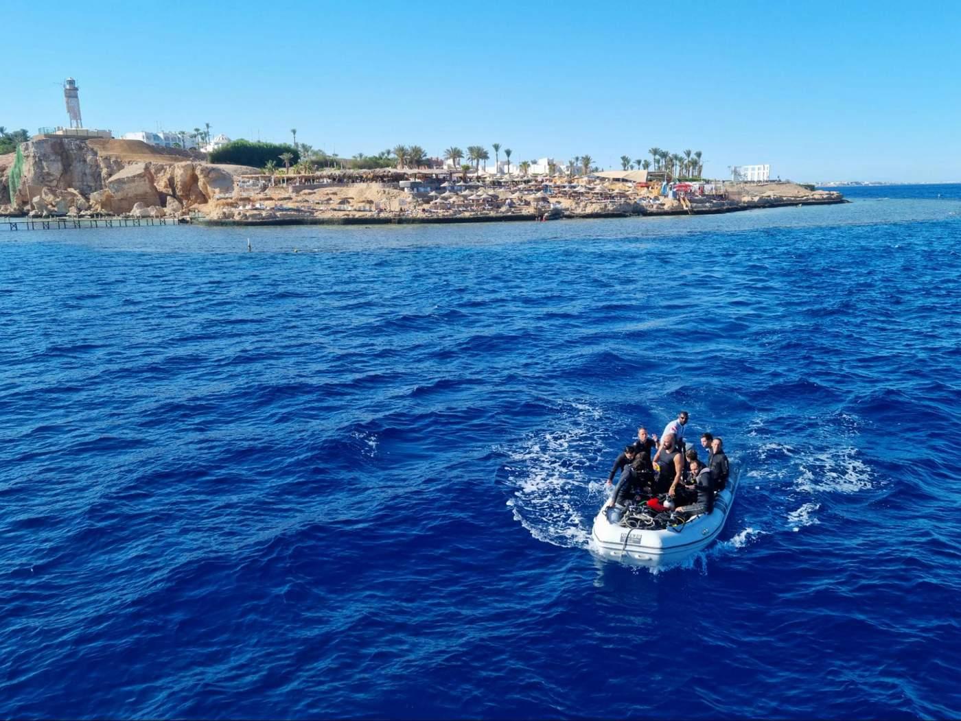 ספארי צלילה סיני