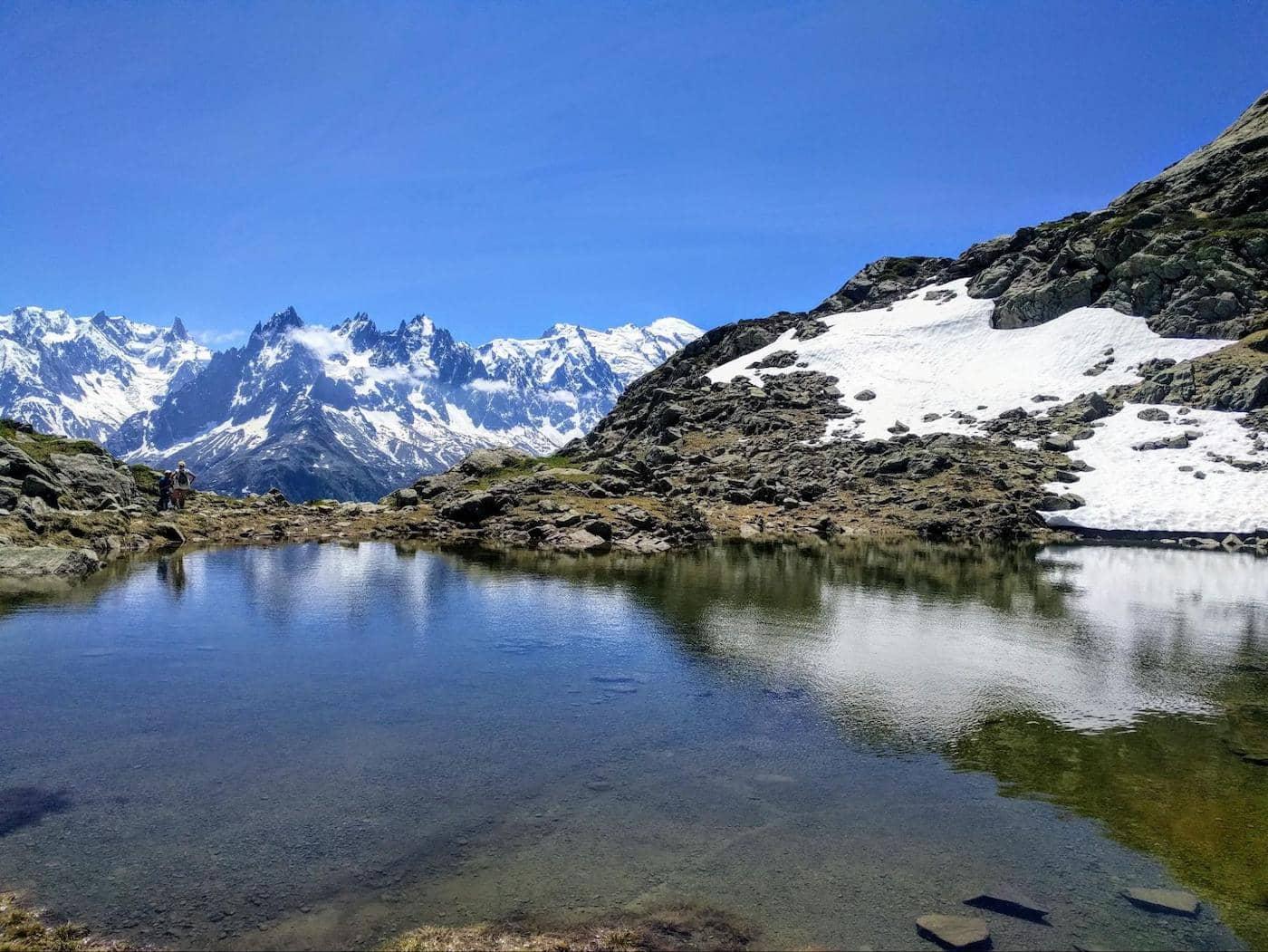 האגם הלבן עמק שאמוני