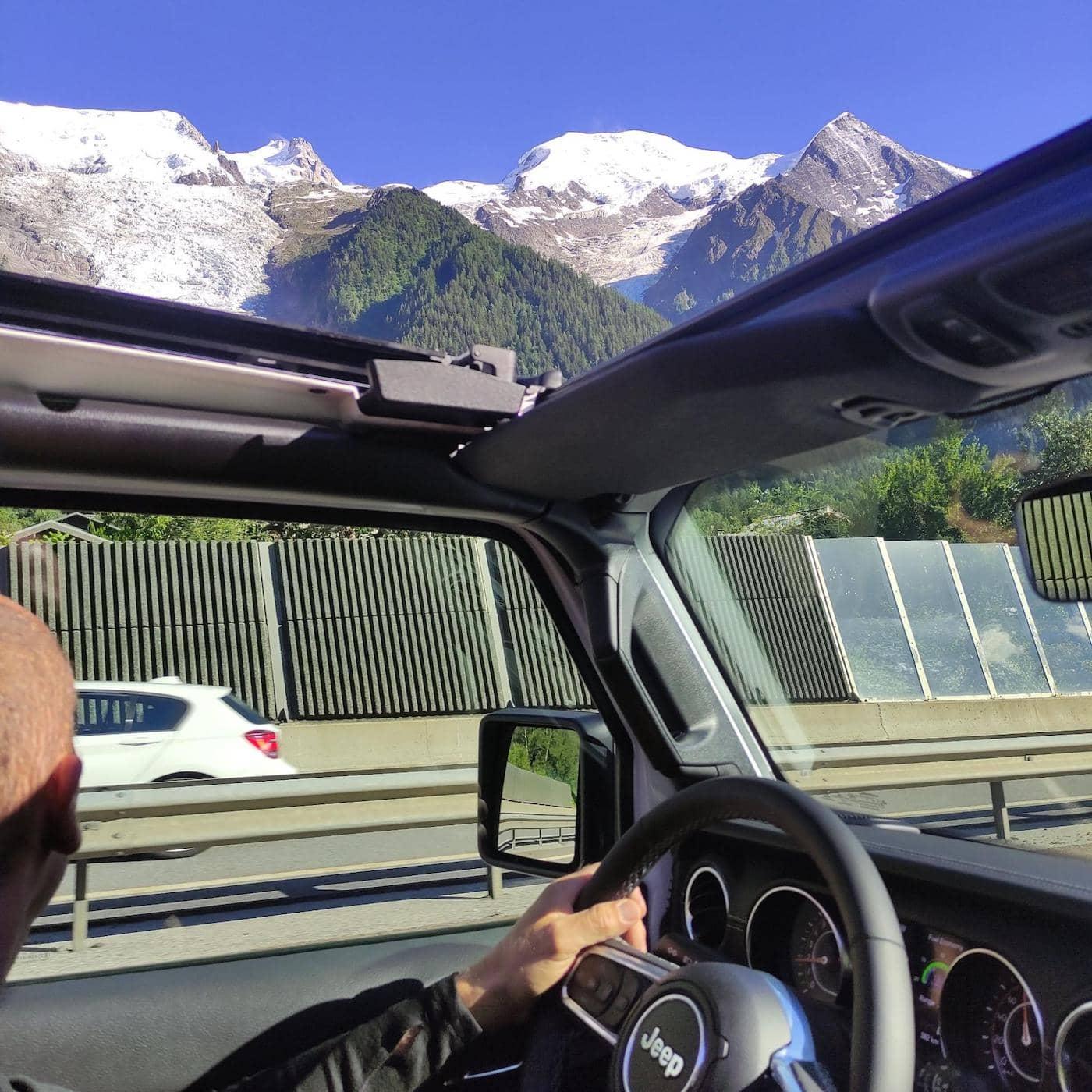 צרפת עמק שאמוני השכרת רכב